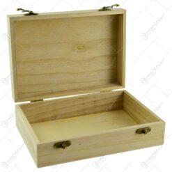 Cutie hobby realizata din lemn