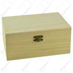 Set 3 cutii pentru realizate din lemn - Hobby (Tip 1)