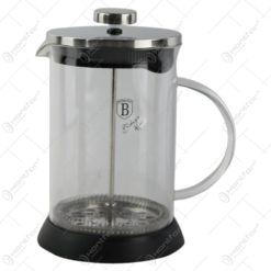 Presa Cafea/Ceai Berlinger Haus 800 ml - Colectia Black Silver