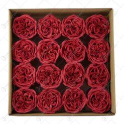 Set 16 Trandafiri de sapun parfumati Austin