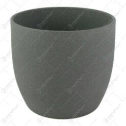 Ghiveci ceramica Basel Stone 13x12 CM