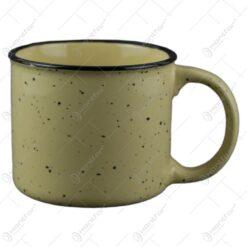 Cana Vintage din ceramica 400 ml