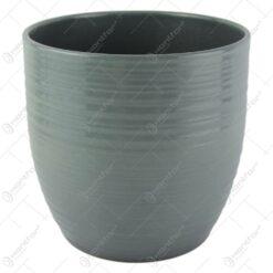 Ghiveci ceramica Bergamo Menta 19x18 CM