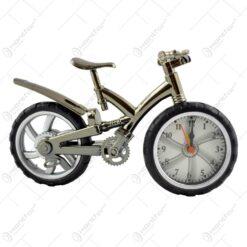 Ceas de masa realizat din material plastic - Design Bicileta (Tip 1)