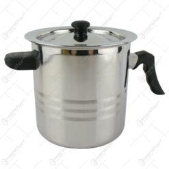 Oala pentru fiert lapte cu capac si avertizare sonora 2.5 L Blaumann