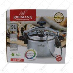 Oala sub presiune din inox Bohmann 9 L