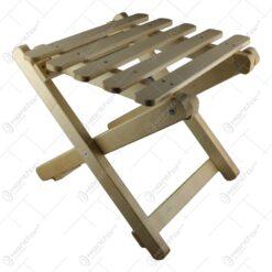 Scaun pliabil din lemn 38x34 CM