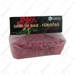 Sare de baie Trandafir 1000 gr