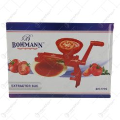 Masina pentru pasat rosii din plastic Bohmann