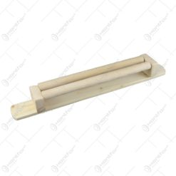 Sucitor rotativ din lemn 44 CM