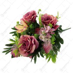 Buchet de trandafiri artificiali 48 CM