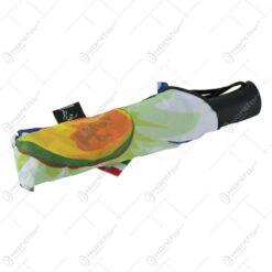 Umbrela pliabila cu deschidere si inchidere automata 31 CM