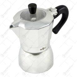Espressor de cafea din aluminiu Sapir