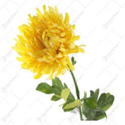 Floare artificiala Crizantema 82 CM