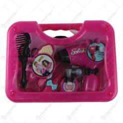 Set cosmetica pentru fetite Gentuta makeup 26x20 CM