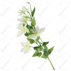 Floare artificiala Clematis 80 CM