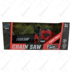 Drujba electrica cu sunete Chain Saw