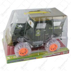 Masina Jeep de armata Cars 37x23 CM