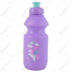 Plosca din plastic pentru copii 500 ml