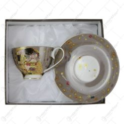 "Gustav Klimt ""Sarutul"" colectia limitata Queen Isabell"