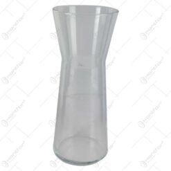 Vaza Flora din sticla 10x26 CM