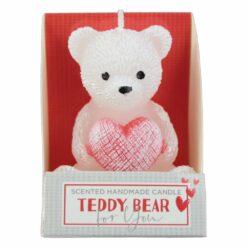Lumanare figurina parfumata 7 CM Teddy Bear