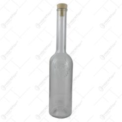 Sticla decorata cu strugure 500 ml