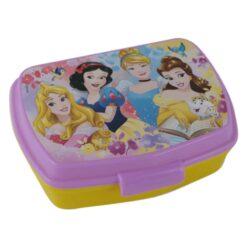 Cutie sandwich din plastic Princess 17 CM