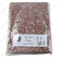 Fata de masa 140x140 CM - Design Traditional/Floral