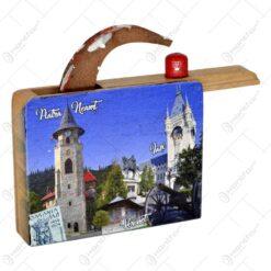 """Jucarie """"Cutia cu sarpe"""" realizata din lemn - Design Piatra-Neamt. Iasi. Voronet"""