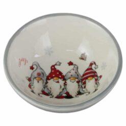 Bol pentru sosuri din ceramica Spiridusi 11 CM