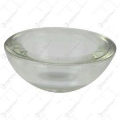 Candela din sticla 7 CM