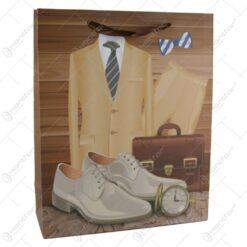 Punga cadou din hartie 26x32 CM - Accesorii fashion