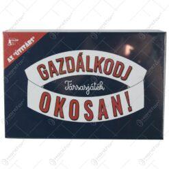 Joc colectiv Gazdalkodj okosan 24x16 CM