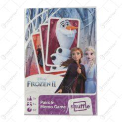 Carti de joc Frozen 2