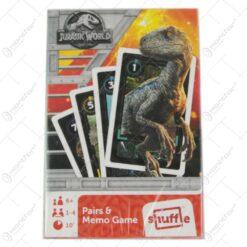 Carti de joc Jurassic World