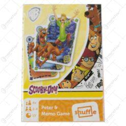 Carti de joc Scooby Doo