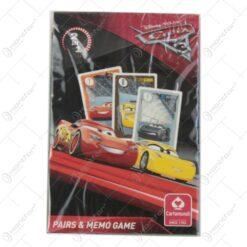 Carti de joc Disney Cars 2in 1