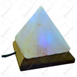 Lampa din sare de Himalaya cu usb 9 CM