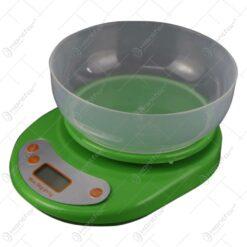 Cantar electronic de bucatarie cu bol max 5 kg