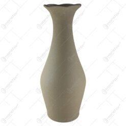Vaza de podea din ceramica Romanita tip piele 68 CM