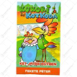 Carti de joc Kukori es Kotkoda
