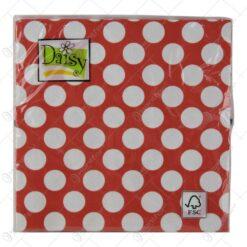 Servetele de masa Daisy 3 straturi