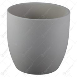 Ghiveci din ceramica Basel Stone 19x18 CM