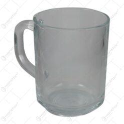 Cana cafea Pub din sticla transparenta