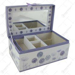 Cutie de bijuterii din carton Bufnita 20x12 CM