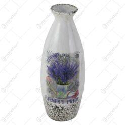 Vaza din ceramica cu lavanda 29 CM - Farmer's Pride