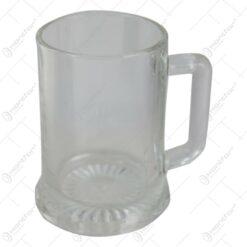 Halba de bere din sticla 300 ml - Se vinde 6 buc/bax