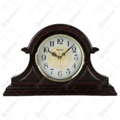 Ceas de masa din plastic 47x29 CM