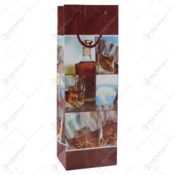 Punga cadou pentru bautura 12x36 - Design colaj bautura